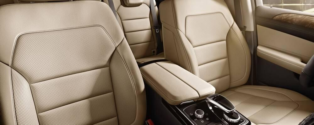 The Luxuriously Appointed 2017 Mercedes Benz Gle 350 Interior