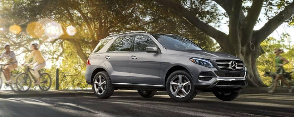 2017 Mercedes-Benz GLE350