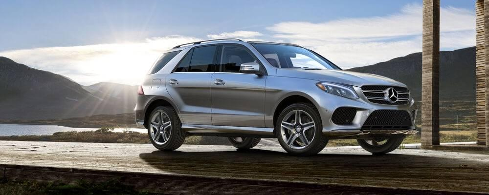 Certified Pre-Owned Model Year 16/17/18 GLE