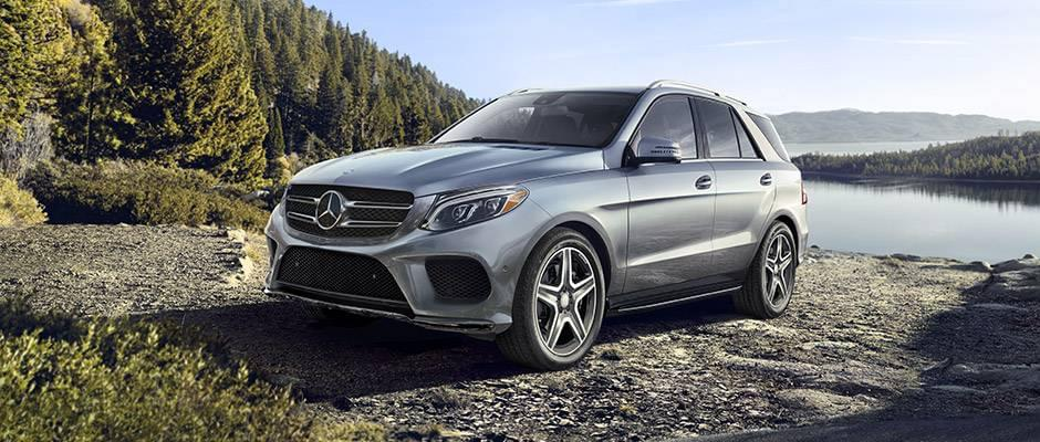 2019 Mercedes-Benz GLE43 4MATIC SUV Lease