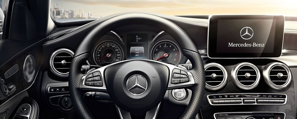 2017 Mercedes-Benz C-Class Technolgy Features