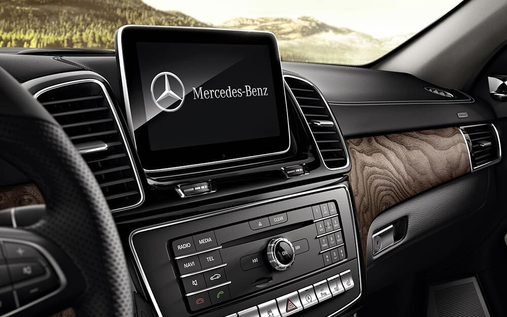 2018 Mercedes-Benz GLE AMG 43 Interior