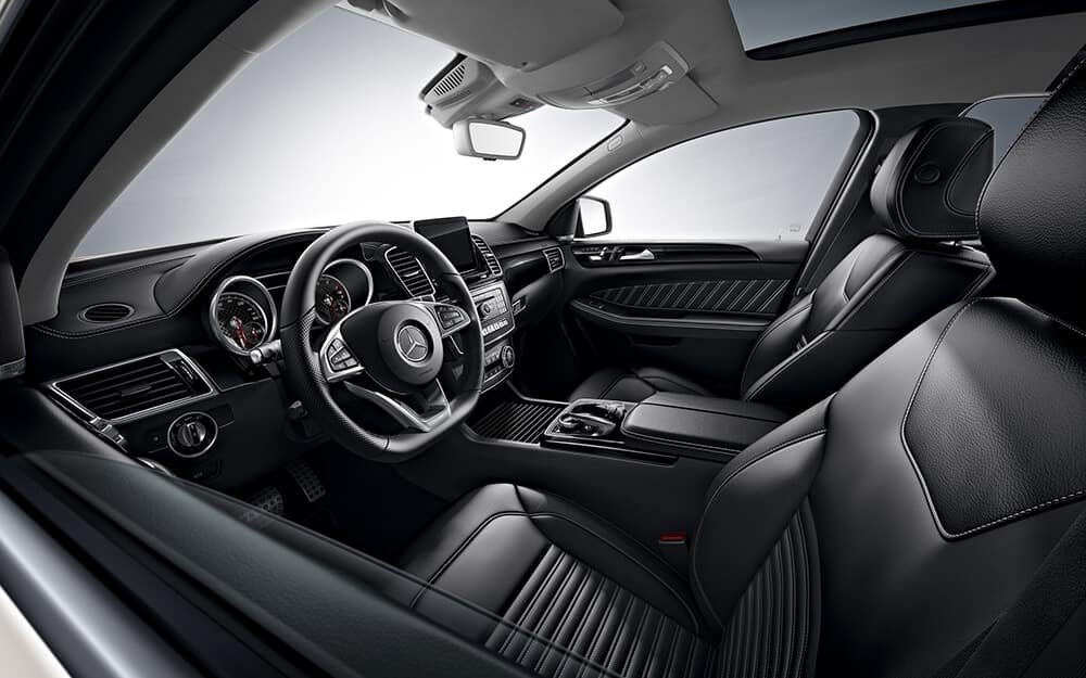 2018 Mercedes-Benz GLE AMG 63 Interior