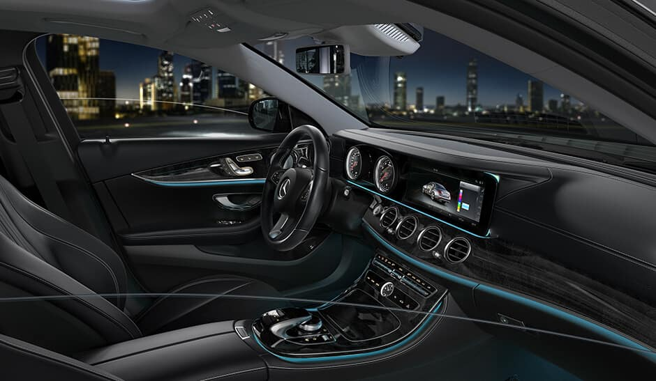 2018 Mercedes-Benz E-300 Interior
