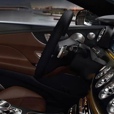 2018 Mercedes-Benz E-Class Interior Dashboard