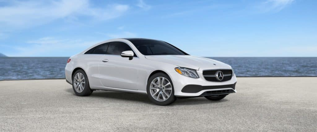 2019 Mercedes-Benz E 450 Coupe Lease