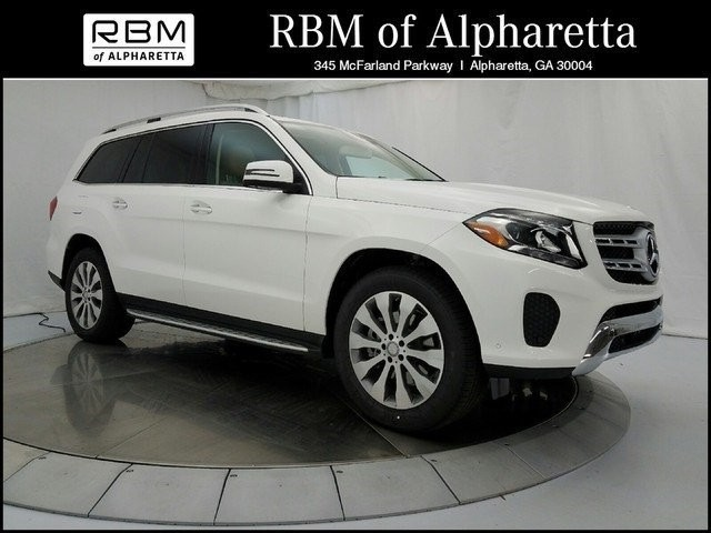 2017 Mercedes-Benz GLS 450 4MATIC SUV Pre-Owned Executive Demo Special