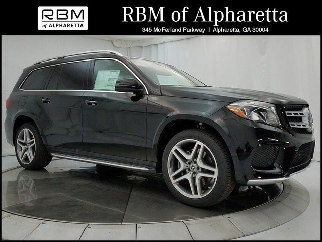 2017 Mercedes-Benz GLS 550 4MATIC SUV Pre-Owned Executive Demo Special