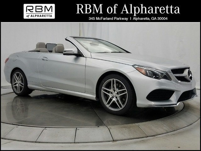 Executive pre owned demos rbm of alpharetta mercedes benz for Rbm mercedes benz