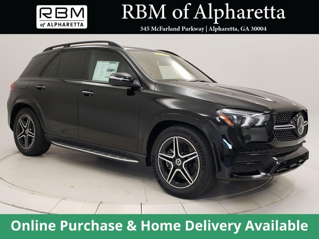 2020 Mercedes-Benz GLE 450 4MATIC SUV Pre-Owned Executive Demo Special
