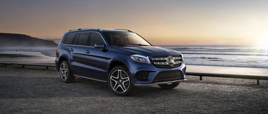 2017 Mercedes-Benz GLS exterior