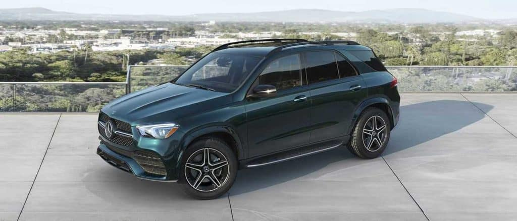 2020 Mercedes-Benz GLE 350 SUV Lease