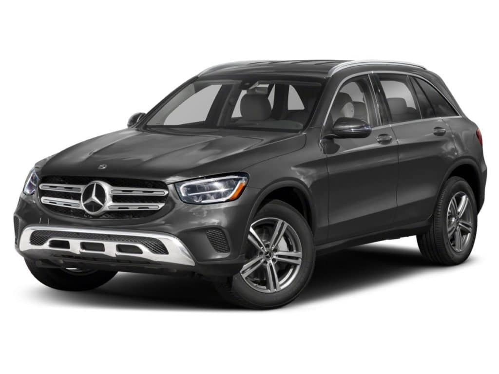 2020 Mercedes-Benz GLC 300 4MATIC SUV Previous Loaner Lease Special