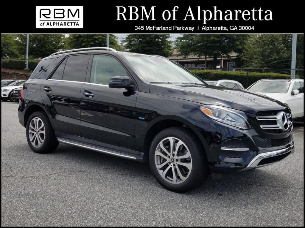 2018 Mercedes-Benz GLE 550 4MATIC SUV Pre-Owned Executive Demo Special