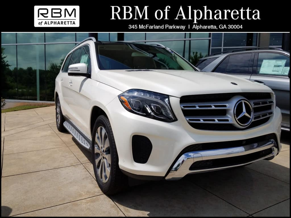 2018 Mercedes-Benz GLS 450 4MATIC SUV Pre-Owned Executive Demo Special