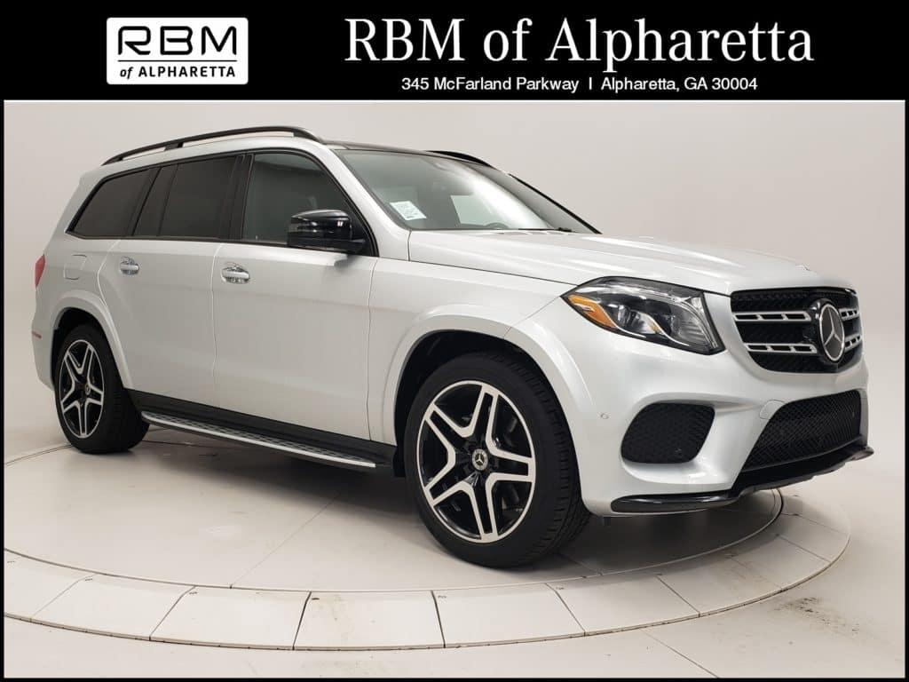 2019 Mercedes-Benz GLS 550 4MATIC SUV Pre-Owned Executive Demo Special