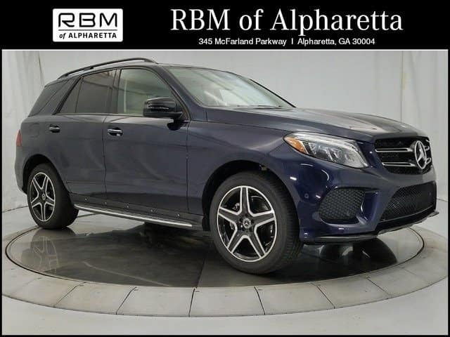 2017 Mercedes-Benz GLE 350 SUV Pre-Owned Executive Demo Special