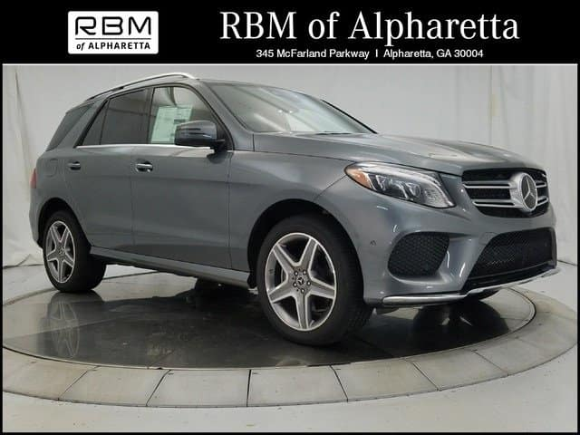 2017 Mercedes-Benz GLE 350 4MATIC SUV Pre-Owned Executive Demo Special