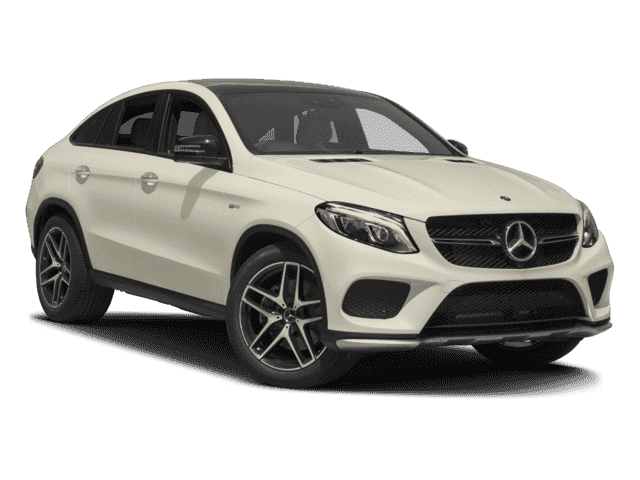 2017 Mercedes-Benz GLE 43 AMG 4MATIC Coupe Pre-Owned Executive Demo Special