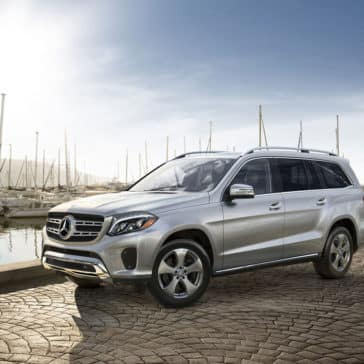 2018 Mercedes-Benz GLS Exterior