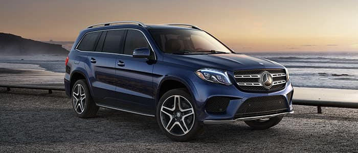 2018 Mercedes-Benz GLS 550 4MATIC® SUV Lease