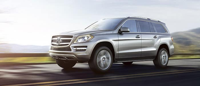 Certified Pre-Owned Model Year 2016 GL-Class