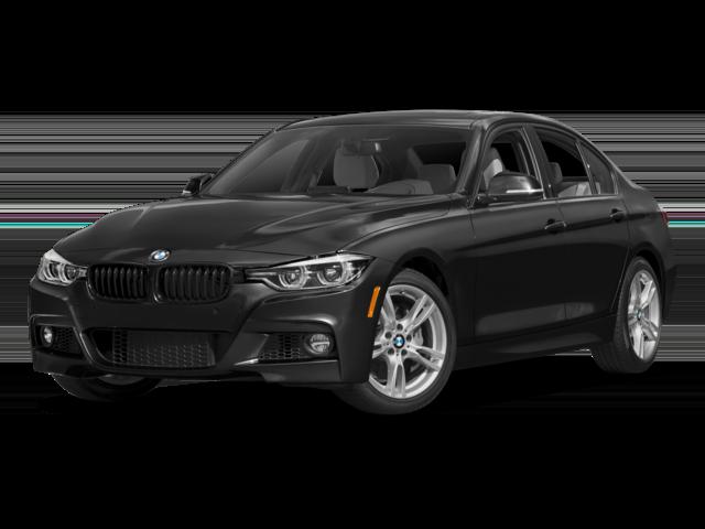 Black 2018 BMW 3 Series