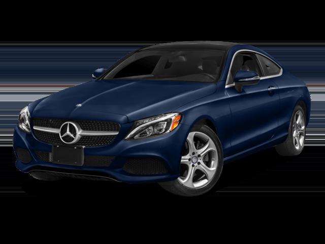 2018 Mercedes-Benz C-Class C 300 Coupe