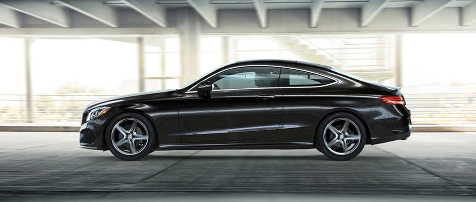 2020 Mercedes-Benz C 300 Coupe Lease
