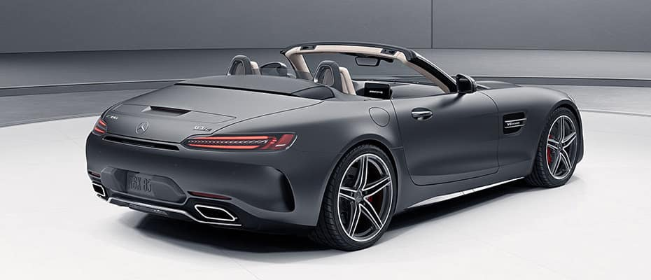 2018 Mercedes-AMG GT Convertible Lease
