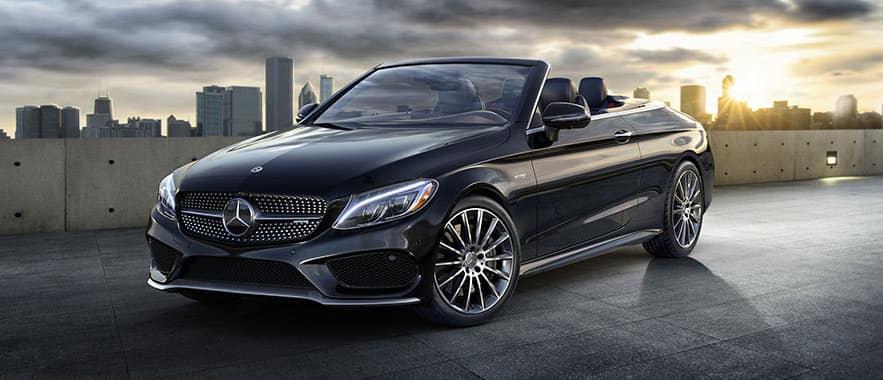 2019 Mercedes-Benz C 300 Convertible Lease