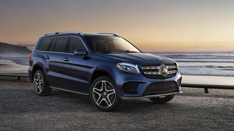 2018 gls exterior sunset beach