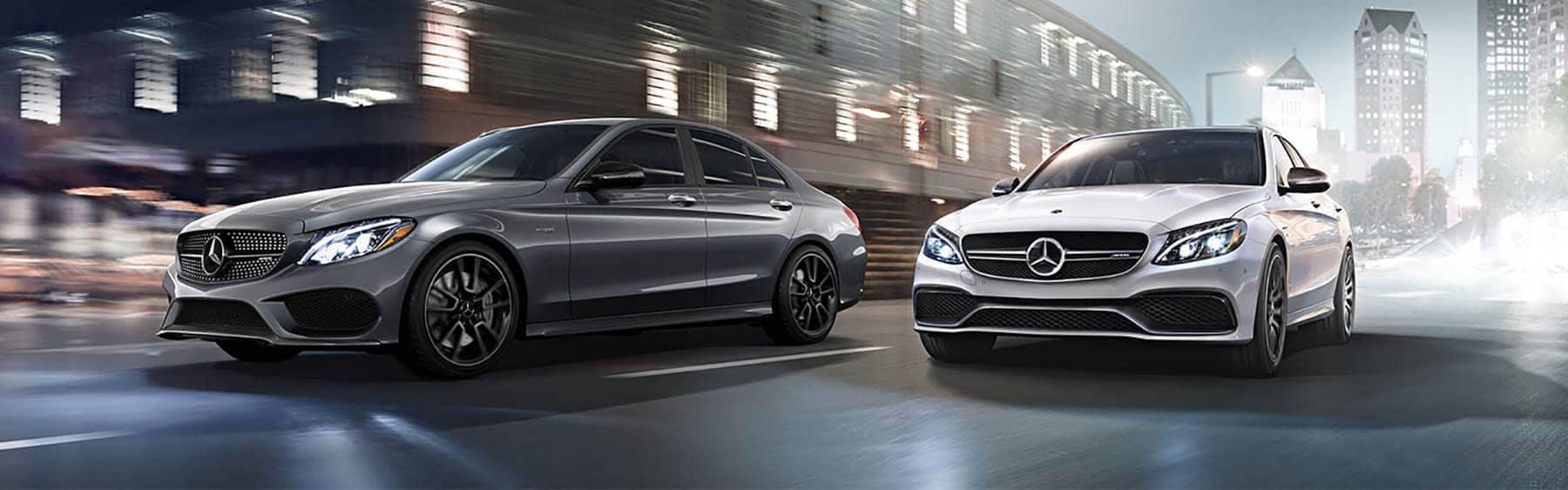 Mercedes benz amg models list