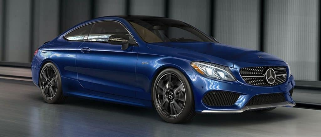 2018 Mercedes-Benz AMG C 43 4MATIC Coupe Lease