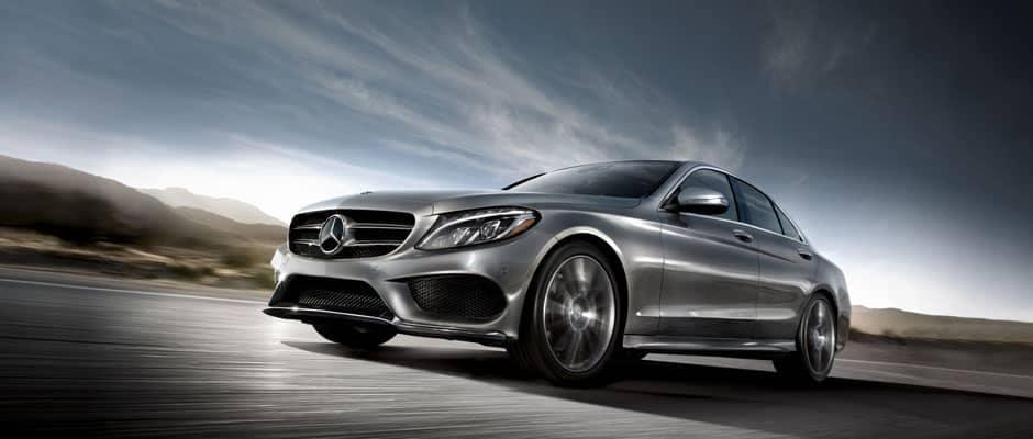 2019 Mercedes-Benz C-Class Driving