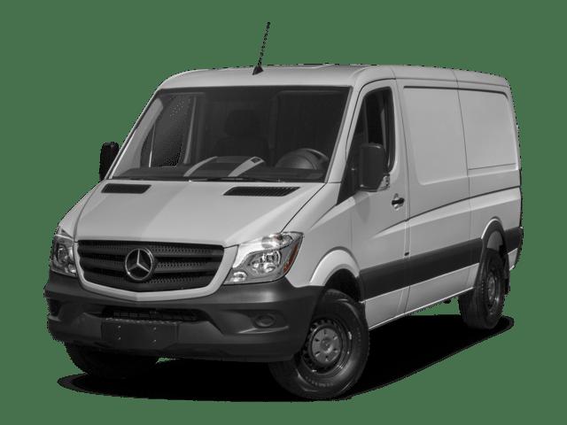 2018 Mercedes-Benz Sprinter Cargo Van