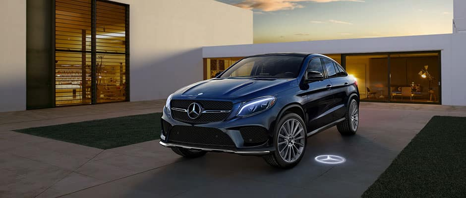 2019 Mercedes-Benz GLE 43 4MATIC Coupe Lease