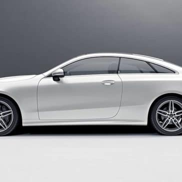 2019 MB E-Class Exterior Side View
