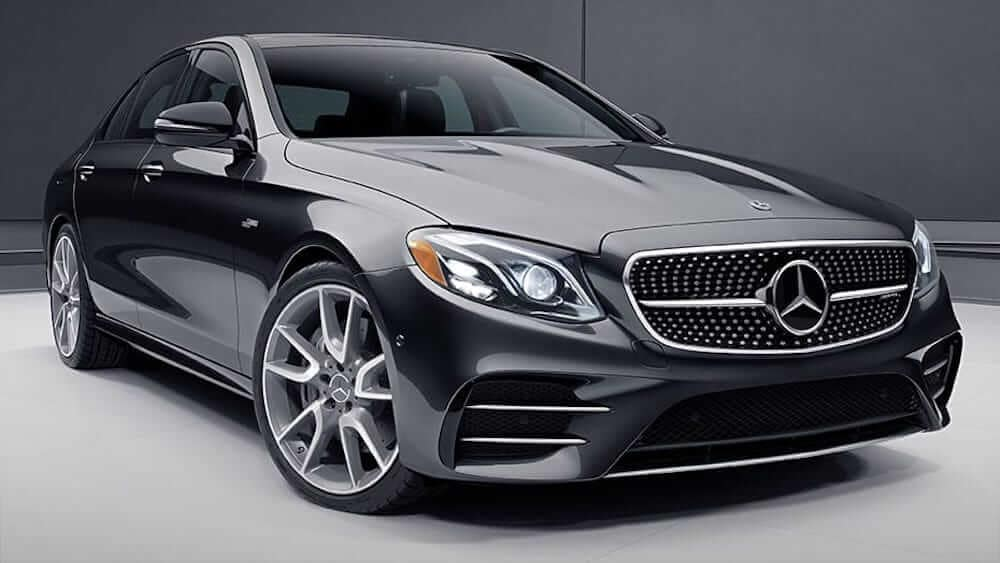 Mercedes E 450 and E53 AMG Make Top 10 Best Cars List ...