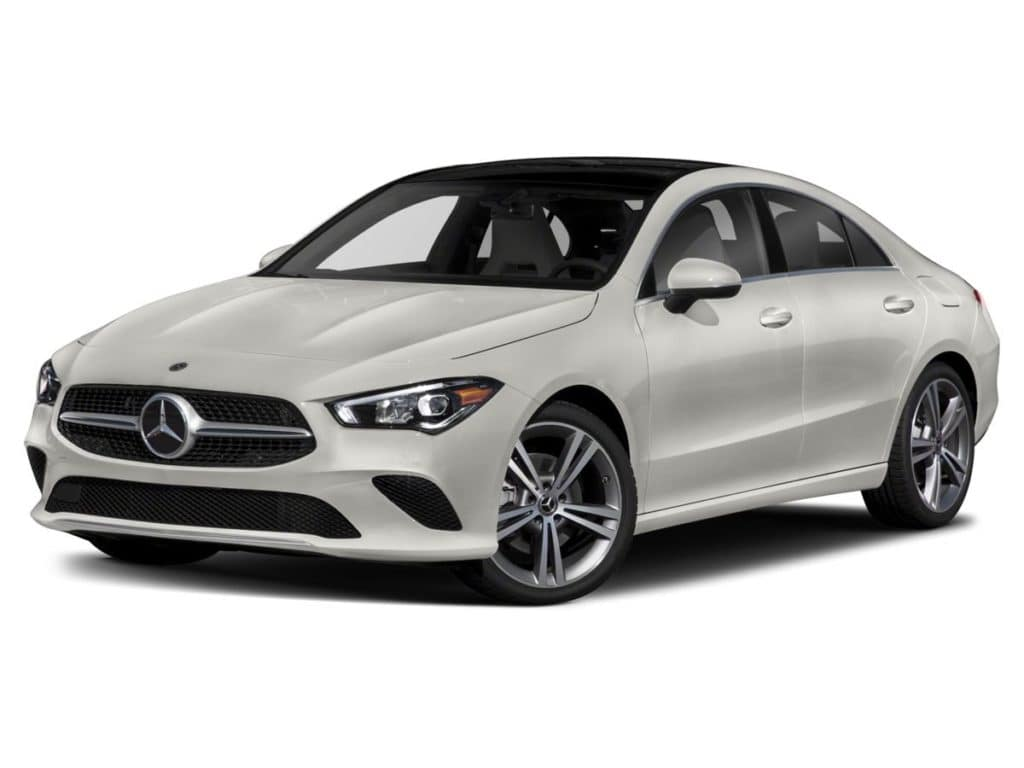 2020 Mercedes-Benz CLA 250 Coupe Previous Loaner Special Pricing