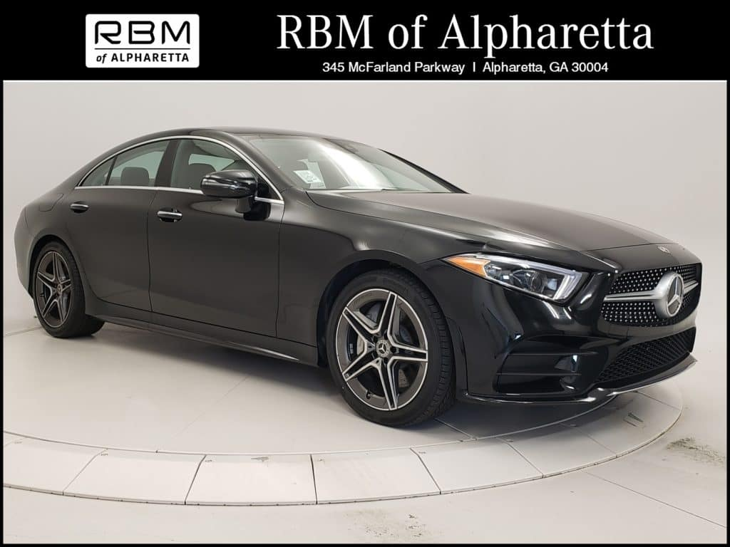 2019 Mercedes-Benz CLS 450 Coupe Pre-Owned Executive Demo Special