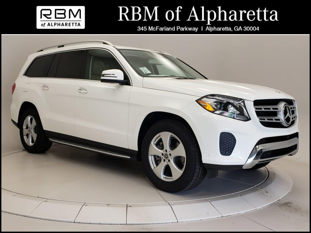 2019 Mercedes-Benz GLS 450 4MATIC SUV Pre-Owned Executive Demo Special