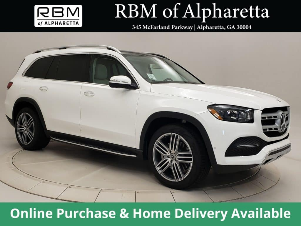 2020 Mercedes-Benz GLS 450 4MATIC SUV Pre-Owned Executive Demo Special