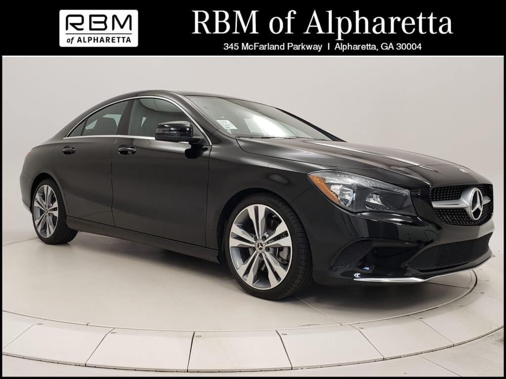 2019 Mercedes-Benz CLA 250 4MATIC Coupe Previous Loaner Special Pricing