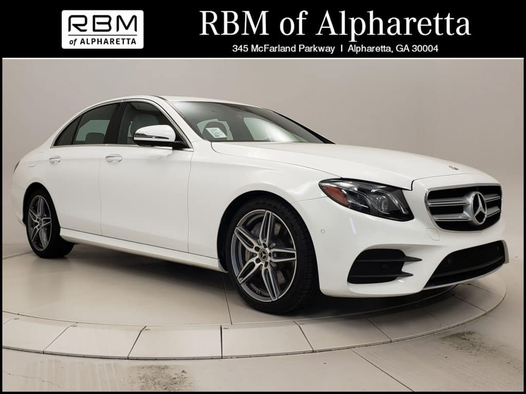 2019 Mercedes-Benz E 300 Sedan Previous Loaner Special Pricing