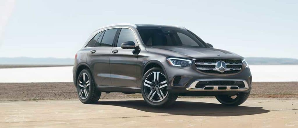 2020 Mercedes-Benz GLC 300 SUV Lease