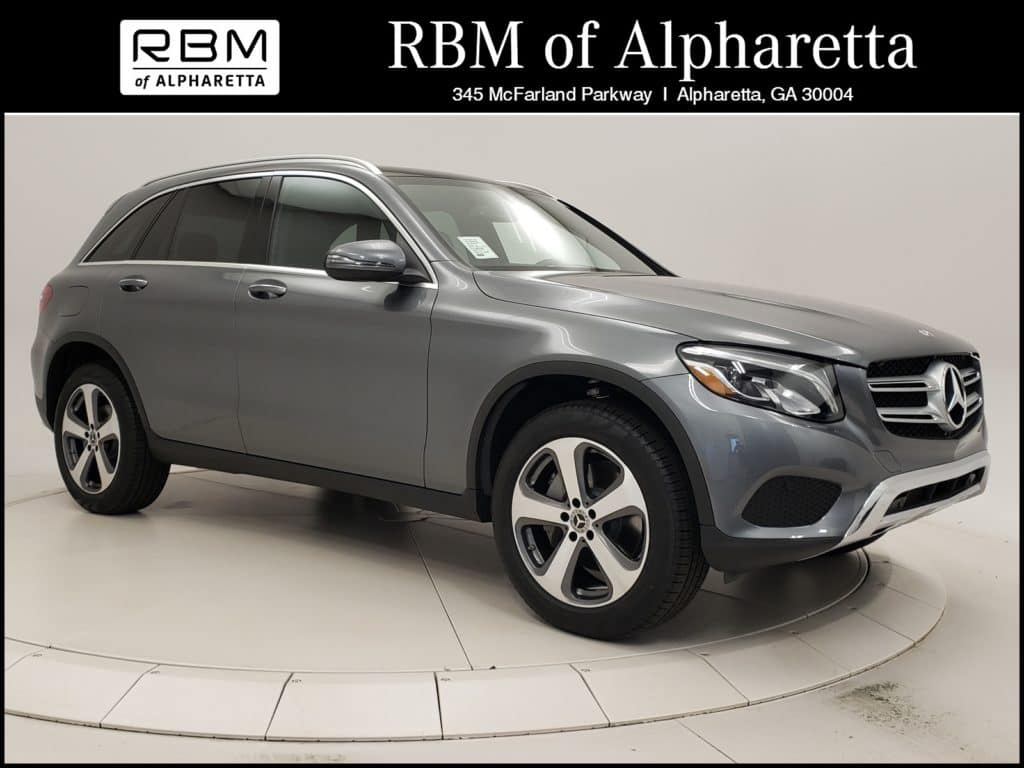2019 Mercedes-Benz GLC 300 SUV Previous Loaner Lease Special
