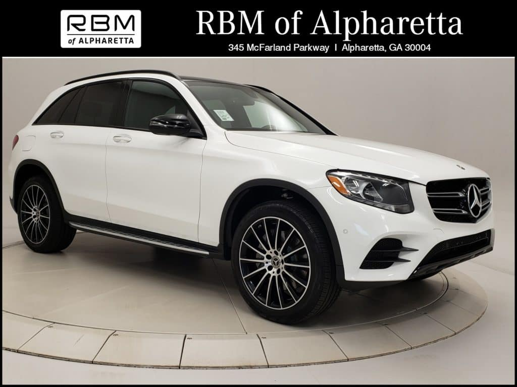 2019 Mercedes-Benz GLC 300 SUV Previous Loaner Special Pricing