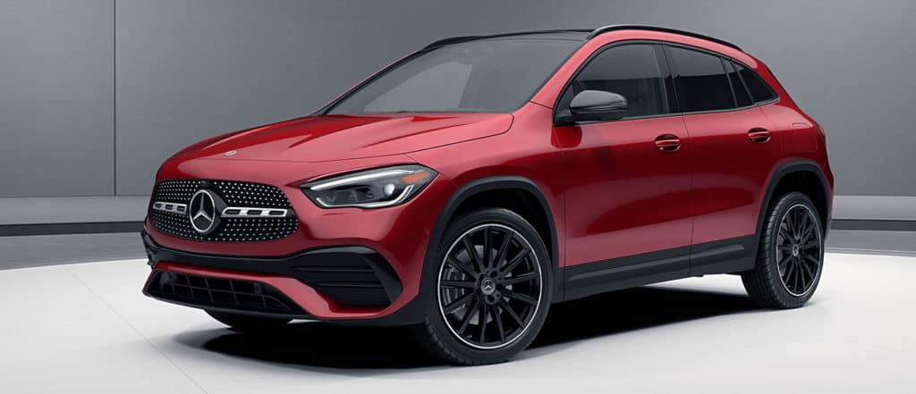 2021 Mercedes-Benz GLA 250 SUV Lease
