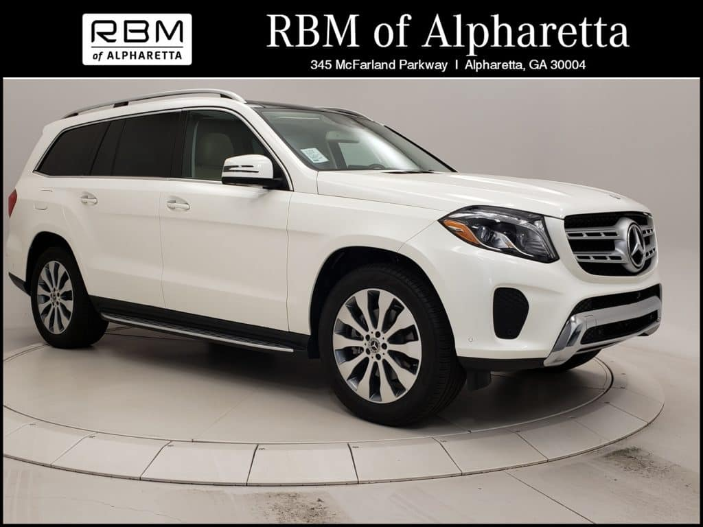 2018 Mercedes-Benz GLS 450 4MATIC SUV Previous Loaner Special Pricing